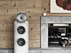 Bowers & Wilkins 802 D3 Satin White