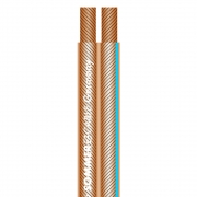 SOMMER CABLE Twincord 2 x 4 mm